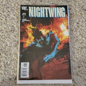 Nightwing 123 comic book